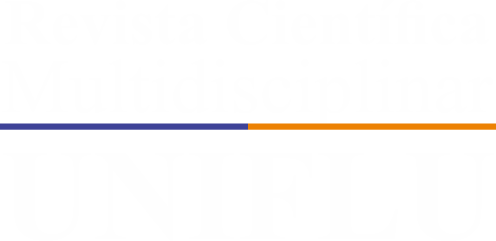 REVISTA CIENTÍFICA MULTIDISCIPLINAR UNIFLU